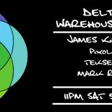 Mark Rogan - Mix 070, Live @ Delta-9 Warehouse Party, Belfast, 05/06-04-2014