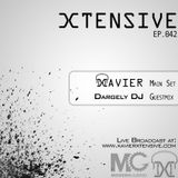 Xtensive Ep.042 ft. Dargely DJ guestmix - May 28th, 2012