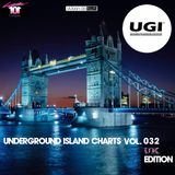 Underground Island Charts Vol. 032 (UK Edition II) by Duben De Fresh Feb. 2016