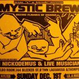 Mystic Brew 1997 Mixtape by Nickodemus