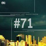 Basement Art 71 | Mixed by KiloBase & Sir KG