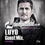 LUYO is on DEEPINSIDE #02