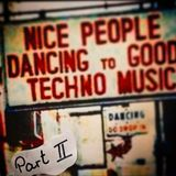 Nice People Dancing To Good Techno Music #2
