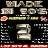 Made In 90's 2 - Mixed by Kusanagi & DJ Kike (2005)