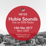 Hubie Sounds 123 - 14th Mar 2017