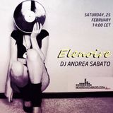 ELENOIRE Dj Andrea Sabato live on HOUSE STATION RADIO 25.02.17
