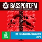Bassline Revolution #73 - ft. Gon guest mix