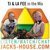 La Fee & TJ Wombat Live! jacks-house.com 11th Jan 2014