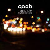 qoob - Summer 2015 live