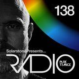 Solarstone presents Pure Trance Radio Episode 138