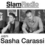 #SlamRadio - 071 - Sasha Carassi
