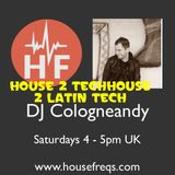 #We are #housefreqs com #house 2 #techhouse 2 #latin #techno by #Frechen #City #Banger #Cologneandy