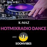 K-MAZ Live Soonvibes Session @HotMixRadio 14-06-2017