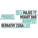 Bernathy Zsiga live - 17.May.2014@mixartBar