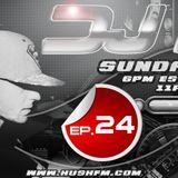 DJ L - Hush Fm - Episode #24