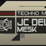 JC Delacruz Live @ Techno Minds 11, Santo Tirso 14-10-2017 (STRONG RHYTHM PODCAST 20)