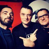 WORKING PROGRESS - Mondoradio - Dj Vortex ,Tony Laurel & Massimo Salustri (23 December 2017)