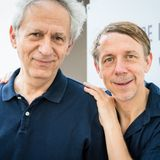 Gilles Peterson with Marc Hollander (Crammed Discs) // 20-06-17