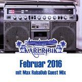KarlribikRadioShow - Februar2016