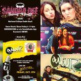College Radio Day: Annie Leamy & Christina Roofe Interview - 10-2-18