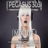 Pegasus 303 Mix 107 - Deep House Set