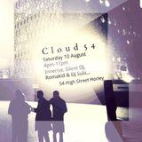 Silent DJ Set  - Cloud 54 Summer Special - 10/08/19 @ Fifty Four, Horley