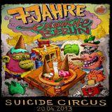 Magnutze @ 7. Jahre Exquisite Berlin - Suicide Circus Berlin - 20.04.2013