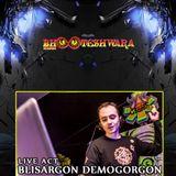 Blisargon Demogorgon Live Act September 2015