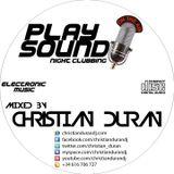 CHRISTIAN DURÁN - LIVE@PLAY SOUND (13-07-14)