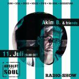 Absolut Soul Show /// 11.07.18 on SOULPOWERfm