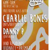 Pantheism w/ Hudnall, Pasmare, Danny P & Charlie Bones 1