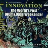 Kenny Ken with IC3, Shortston, Fatman D & Rizla at Innovation First DnB Weekender