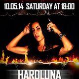 HardLuna @ World battle Hardcore vs. Hardtechno