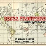 SENZA FRONTIERE - VIAGGIO A PIEDI CONTROMANO