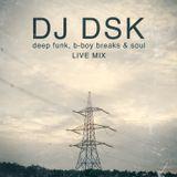 Deep Funk, B-boy Breaks & Soul LIVE MIX 22/06/2015