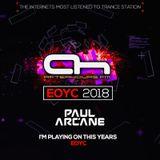 Paul Arcane - AH.FM End of Year Countdown 2018 [Megamix]