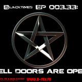 """""""Blacktimes EP 003.33: Hell doors are open"""" by DJ Zeus"""