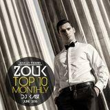 June 2016, Brazilian Zouk Top 10, Dj Kast