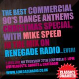 Mike Speed | 8pm-12pm Thursday Swop | 4hr | 27/12/12 | The Best 90's Commercial Dance Xmas Special