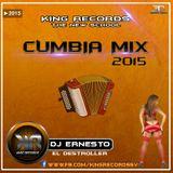 Cumbia Mix 2015 By Dj Ernesto El Destroller - K.R.