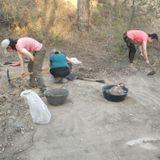 Treballs d'arqueologia industrial a la fàbrica de cloratita de Flix