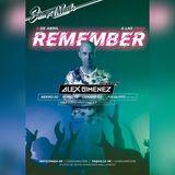 Dj Alex Gimenez Remember Skandalo Siempre Maxi 6 4 2019