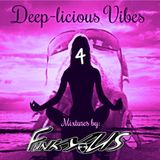 Bungalow Deep-licious Vibes 4 - Mixtures by FunkyUS
