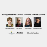 Rising pressure - media freedom across Europe