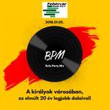 Mr. Tom - BPM (2018.01.05.) - Live @ Fehervar Radio