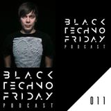 Black TECHNO Friday Podcast #011 By Skober (Drumcode/Tronic/Terminal M)
