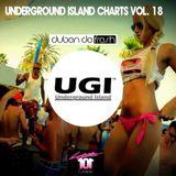 Underground Island Charts Vol. 018 (Tech House Edition) by Duben De Fresh (Sep 2015)