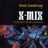X-MIX-9 - Kevin Saunderson - Transmission From Deep Space Radio