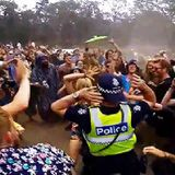 POST PERCY LIVE AT RAINBOW SERPENT (Leave no traces, spray no maces)