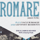 Romare Hare & Hounds Promo Mix